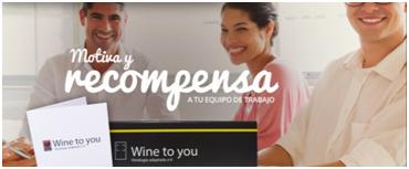 El mejor regalo de empresa es vino de Wine to you